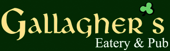 Gallagher's Eatery Retina Logo
